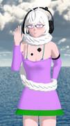 MMD集積地棲姫