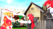 【東方MMD小悪魔便】 小さなお花のお届け屋さん