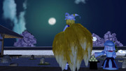 月見幽々子&藍しゃま
