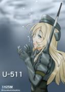 U-511(ワンドロ20160922)