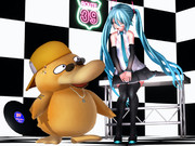 DJChoduck with Miku!
