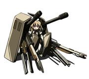 河城重工製五七式重突撃多連妖砲 「Eclipse」