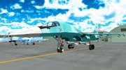 【MMD空軍】フル装備!