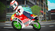 donちゃんとNSR50