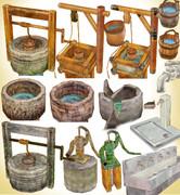 井戸と立水栓ver1.0