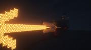 【Minecraft】深夜テンションで護衛艦に( ・∀・)∩ビ━━━━━━ム生やした!改二