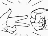 【今日のジョジョアニメ】自分を乗り越えることさッ!!
