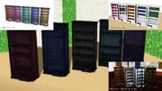 【MMDアクセサリ配布】Shelf with the drawer
