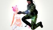 【OPC3】「スネーク! 早く彼女の胸にチョップするんだ!」