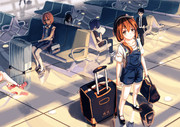 もうすぐ日本に行きます