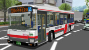 【MMDMPG2016】街の路線バス