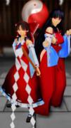 博麗の巫女達
