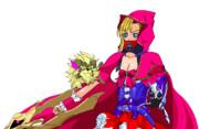 赤頭巾の魔狩人ザラ