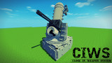 【Minecraft】近接防御火器システム