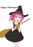 Halloweenルビィちゃん!