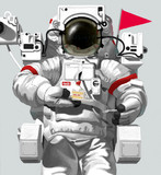 宇宙飛行士の誕生日