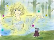 妖精カエデ