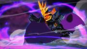 暗躍する黒き騎士