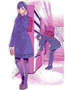 駅で見かけた女子小学生