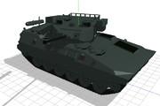 【MMD】89式装甲戦闘車【モデル配布】