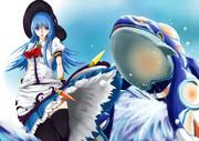 天子×ポケモン