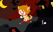 コゲ犬 Halloween dot