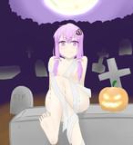 なんで墓場でほぼ裸でドヤ顔しながら棺の上に鎮座してるんですかね?