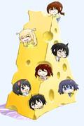 チーズにイン!えびなちゃん