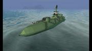 砲艦「つるぎ」
