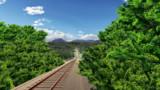 北海道のどこか(ry【MMD鉄道】
