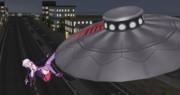 Probe UFO... Yukari...?
