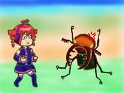 テト VS チクパキキリ