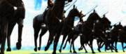 ベルナデット騎兵突撃