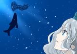 オリョール海の雪