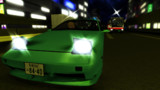 【MMDMPG2016】夜中の高速道路