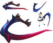 ALCの鎌3種