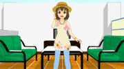 【MMDモデル配布】並木芽衣子。