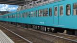 【配布】京葉線の行き過ぎた103系