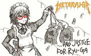 METARYU-GA/...And Justice For Ryu-ga
