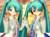 天使な二人