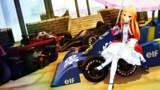 【MMD】レア様と70'sフォーミュラーカー【たいれる】