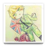非公式Happy Birthday
