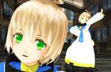 【テイルズオブMMD】ライフィセット【モデル配布】