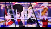 【東方MMD】ELECT×CrazyQuartet【PVらしきもの】