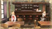 【MMD】喫茶店【レア様】