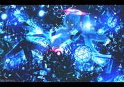 【MMD VOCALOID】Cyber Metal - Miku Append