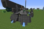 【JointBlock】増加装甲付き多脚戦車【Minecraft】
