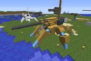 【JointBlock】多脚歩兵戦車 IT-02'a【Minecraft】