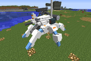 "【JointBlock】多脚歩兵戦車 IT-02'b ""grenader""【Minecraft】"