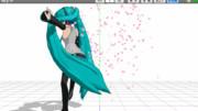 【MMEデータ配布あり】桜の花びらパーティクル3種